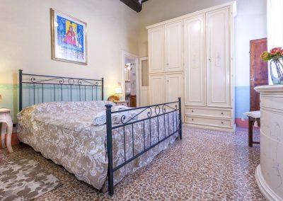 Casa Quintani cortona appartamento sole camera