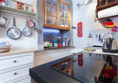 Casa Quintani cortona appartamento sole cucina